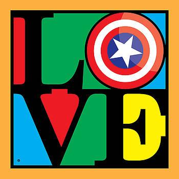 Love America by Gary Grayson