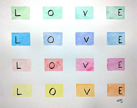 Love by Edwin Alverio