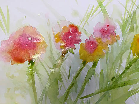 Love Flowers by Donna Eaton