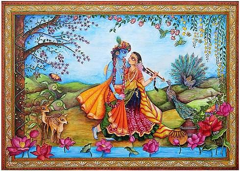 Love In Air by Gaura Aggarwal