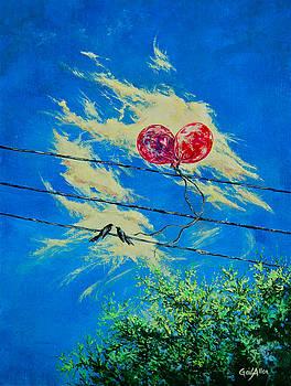 Love in Flight by Gail Allen