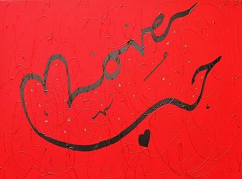 Love in red by Faraz by Faraz Khan