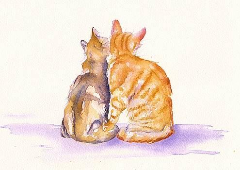Love is... by Debra Hall