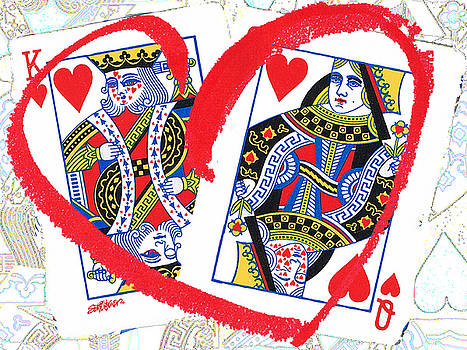 Love is in the Cards by Seth Weaver