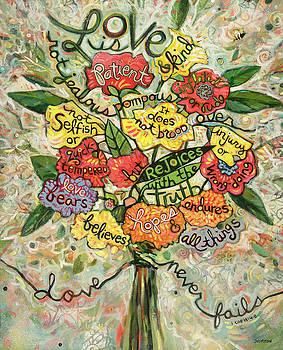 Love is Patient by Jen Norton