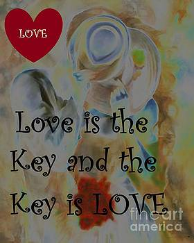 Love Is The Key by Catherine Lott