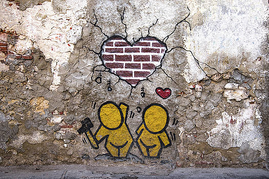 Love on the Wall by Nichon Thorstrom
