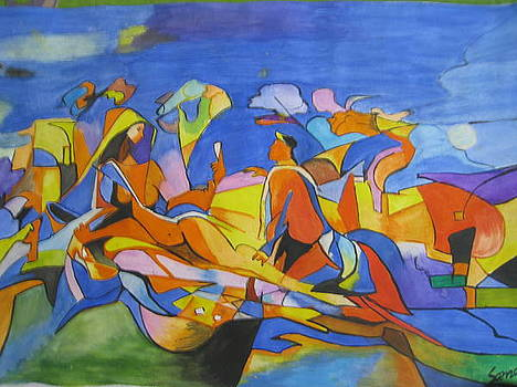 Love Or Lust by Saman Khan