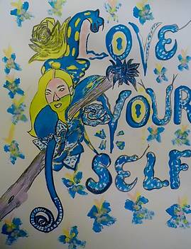 Love Yourself by Nicole Burrell