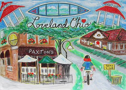 Loveland Ohio by Diane Pape
