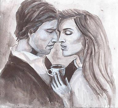 Lovers by Karolina Wicha