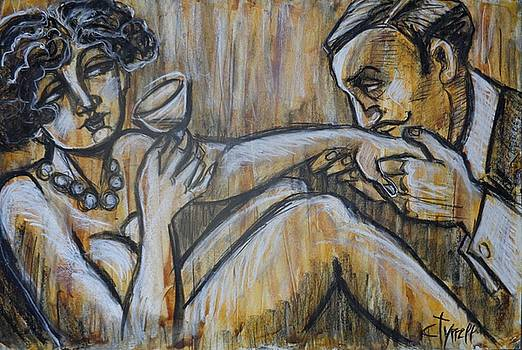 Lovers - Ma Cherie Amour by Carmen Tyrrell