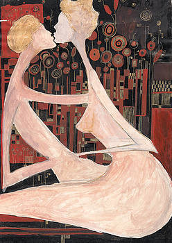 Lovers by Maya Manolova