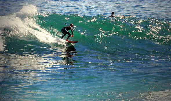 Joyce Dickens - Lovers Point Surfers 004