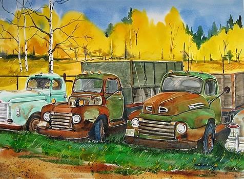 Low Maintenance Vehicles II by Bud Bullivant