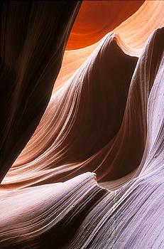 Sandra Bronstein - Lower Antelope Slot Canyon