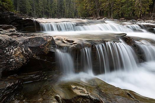 Lower McDonald Creek 1 by John Daly