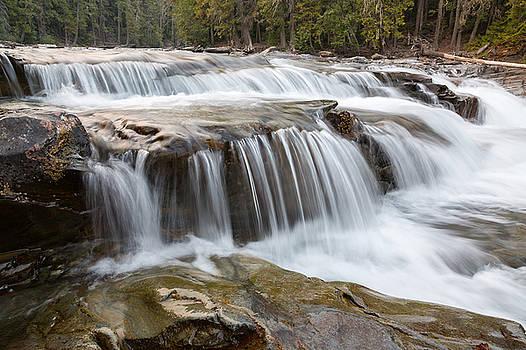 Lower McDonald Creek 2 by John Daly