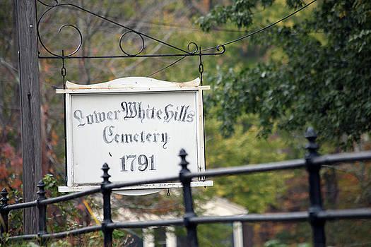 Karol Livote - Lower White Hills Cemetery