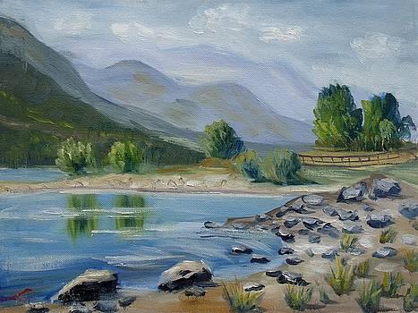 Lozoya by Elena Sokolova