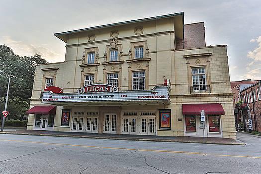 Lucas Theatre Savannah GA by Jimmy McDonald