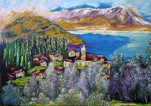 Lucerne II by Ellen Young