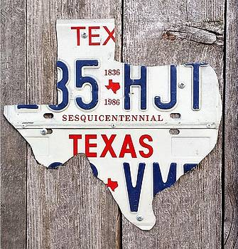 Luckenbach - Texas by Suzanne Theis