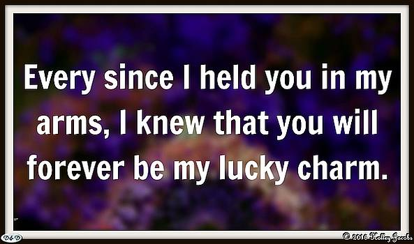 Lucky Charm by Holley Jacobs