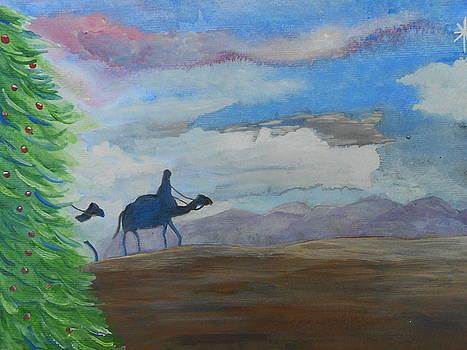 Luke 2 by Barbara McNeil