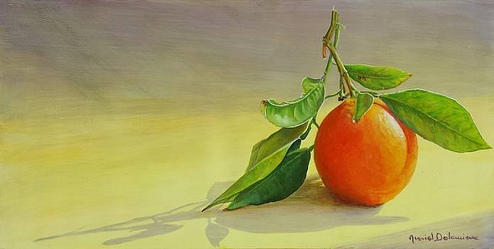 Lumiere Jaune by Muriel Dolemieux