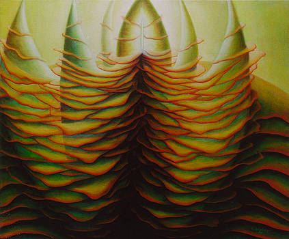 Luminary by Nad Wolinska