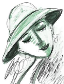 Lydia by Elaine Lanoue