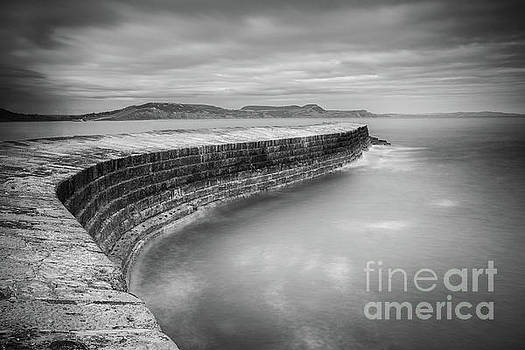 Lyme Regis - The Cobb by Martin Williams