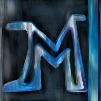 M by Christine Fournier