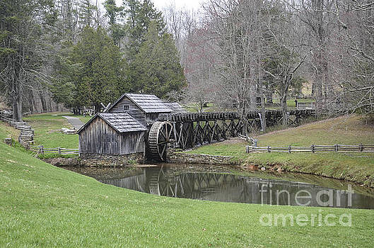 Mabry Mill by Jim Cook