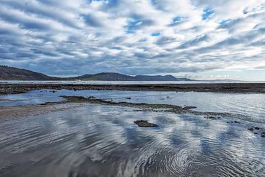 Mackerel Sky Reflections by Susie Peek