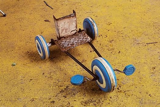 Mad Tricycle by David Cardona