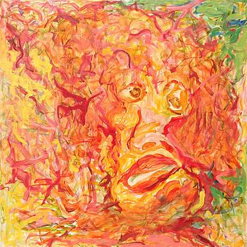 Madam Ivonne by Khalid Alzayani