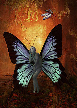 Madame Butterfly by Terry Fleckney