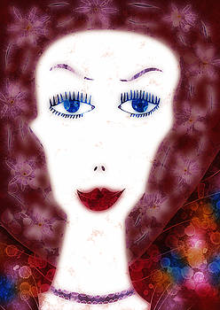 Mademoiselle by Frank Tschakert