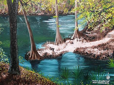 Madison Blue Springs by Larry Whitler