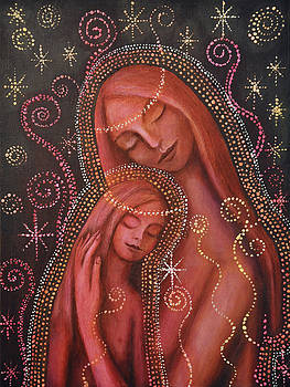 Madonna and Child by Alice Mason