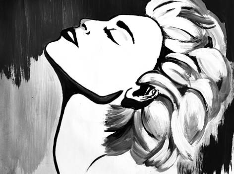 Madonna by Cat Jackson