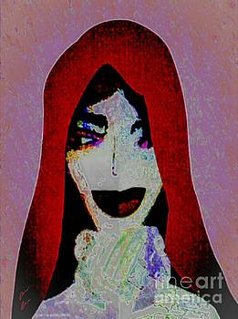 Madonna Mary by Ann Calvo