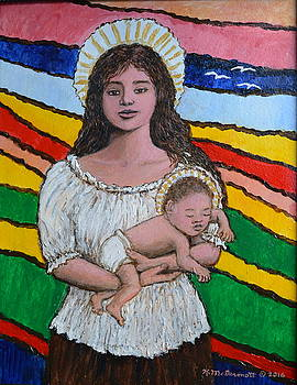 Madonna of the Promised Land by Kathleen McDermott
