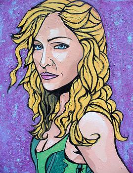 Madonna by Sarah Crumpler