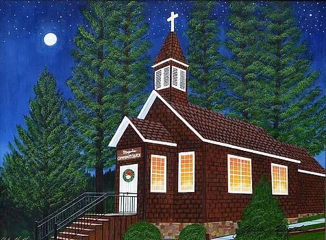 Magalia Church by Clinton Cheatham