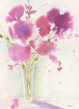 Magenta Hues by Sheila Golden