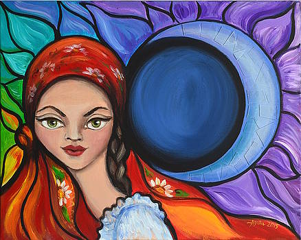 Magic Moon by Agata Lindquist