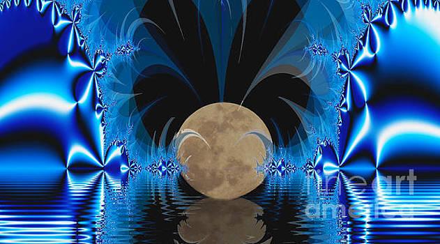 Magic Moon by Geraldine DeBoer